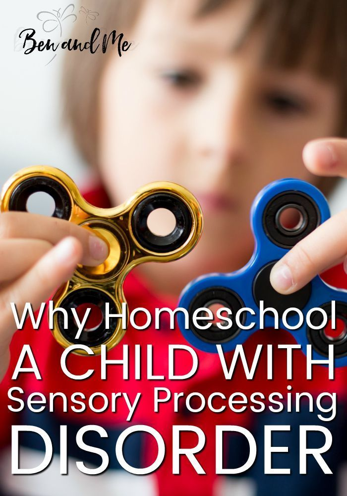 Learn Why And How To Homeschool A Child With Spd Christian