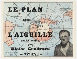 Publicité pour le lancement du «Plan de l'aiguille», 1929