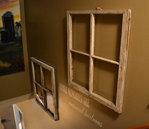 old windowsWall Colors, Wall Decor, Decor Ideas, Windows Frames, Old Windows Panes, Vintage Windows, Frames Wall, Pictures Frames, Windows Decor