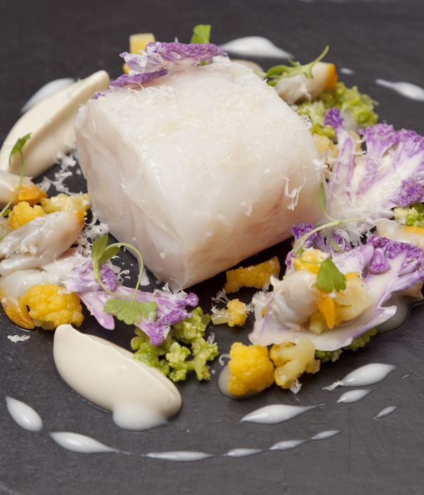 This confit pollock recipe from Nigel Mendham makes a scintillating starter to serve up for the most extravagant of dinner parties.