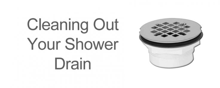 #DIY: How to Clean Your Shower Drain Fast? Read the steps here!