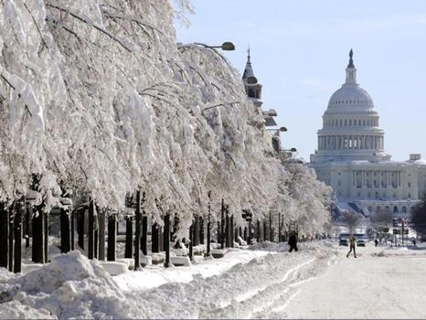 Winter in DC