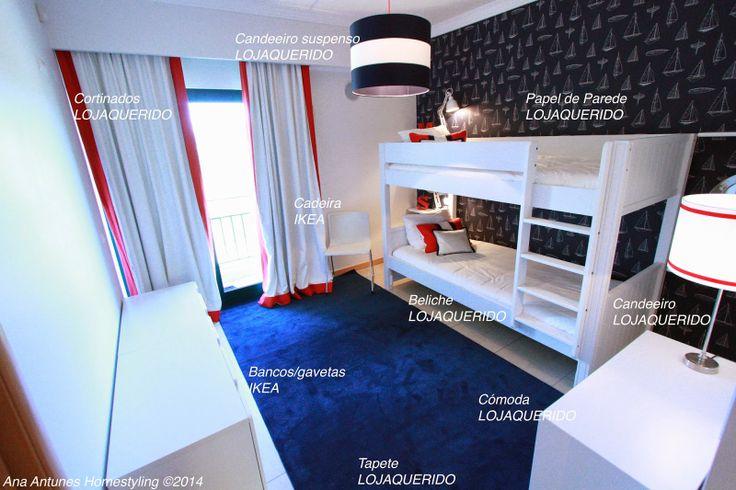 PORTFOLIO - The Marina Boy's Bedroom