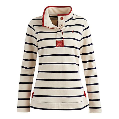 Joules - they have the cutest sweatshirts ever!