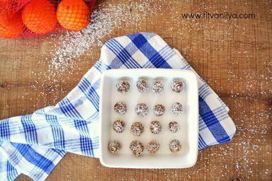 date truffle ,hurmalı lokmalıklar
