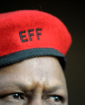 EFF will carry on Madiba's battle   Malema