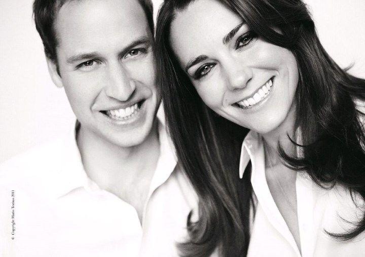 Duchess Kate: Details on Princess Charlotte's Christening, Mario Testino to Take Photos, Brad & Angelina Take Tea at KP & More