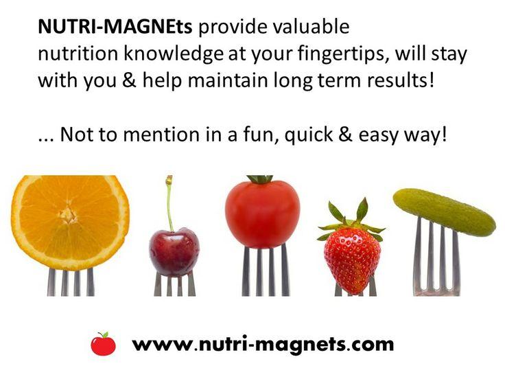 NUTRi-MAGNEts www.nutri-magnets.com