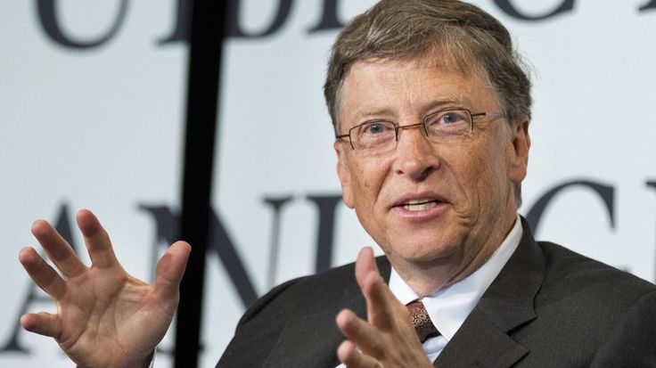 Bill-gates. birthday: 'What matters most now is what we do next'.