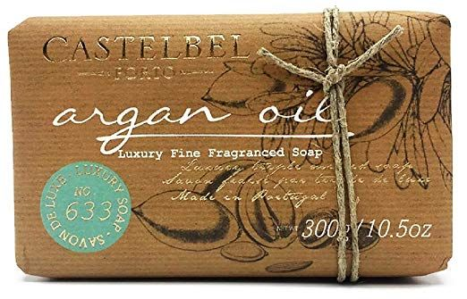 Castelbel Argan Oil Luxury Soap - 10 5 oz Large Bar | Castelbel