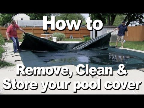 How to Open an Inground Pool in 10 Steps