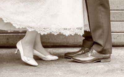 Rustikale Vintage Hochzeit von Julia & Marc