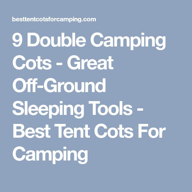 Best 25 Tent Cot Ideas On Pinterest Camping Stuff Cool