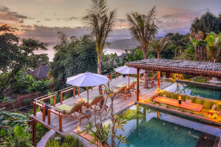 Puncak Estate | 3 bedrooms | Sumba, Indonesia #luxury #sumba #beach #villa #indonesia #exterior #pool #lounge #design #home