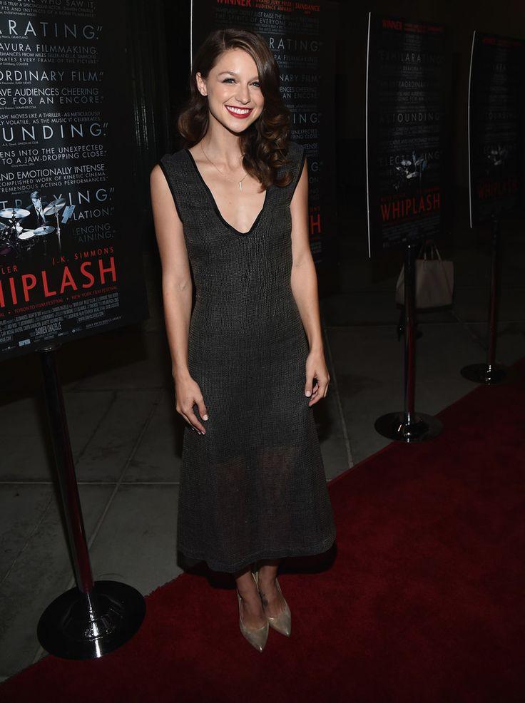 Melissa Benoist - 'Whiplash' Premiere in Beverly Hills