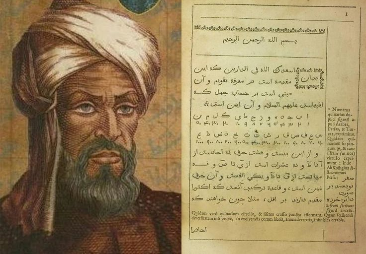 Muhammad Ibn Musa Al-Khwarizmi.He's one of the most prominent mathematicians in history - and yes, he's Muslim too | Mvslim
