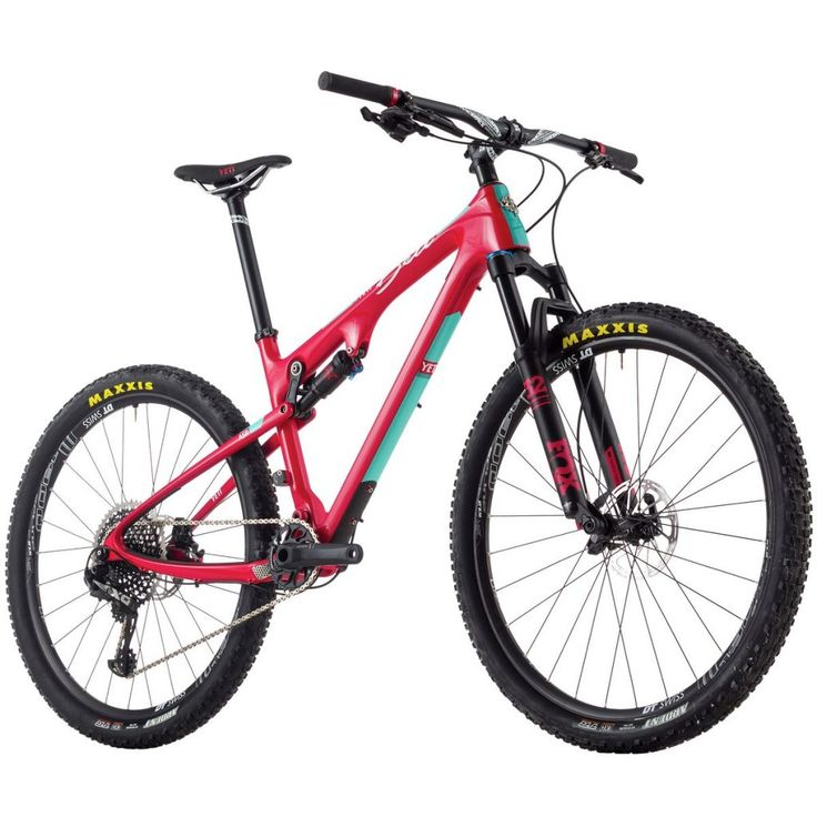 Yeti Cycles ASR Beti Carbon Eagle Complete Mountain Bike - 2017 Coral, M :https://athletic.city/bike/gear/yeti-cycles-asr-beti-carbon-eagle-complete-mountain-bike-2017-coral-m/