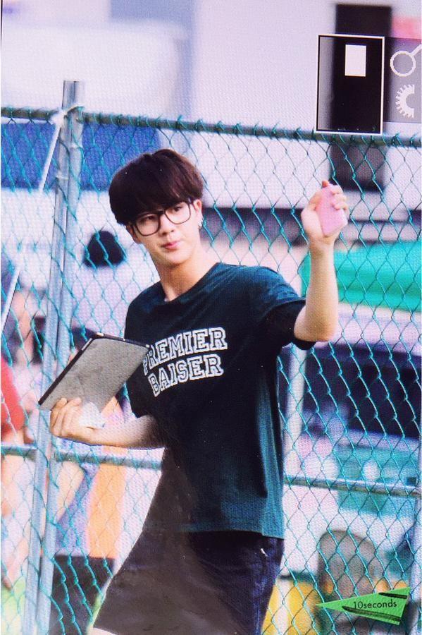 BTS @ 150702 Gwangju Summer Universiade