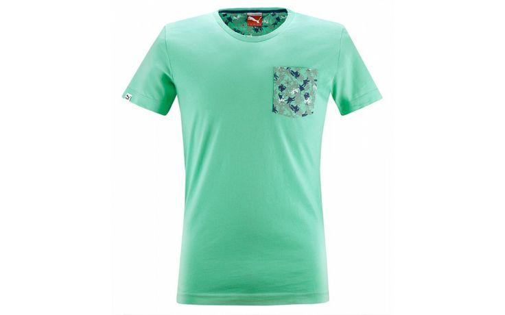 T-SHIRT PUMA FLOREAL PACK #PUMA #awlab #apparel #clothing #floreal