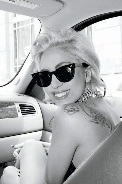 Lady Gaga's songs are mental but I love them!