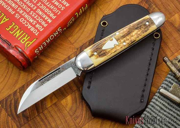 Northwoods Knives Fremont Mammoth Ivory 02 229 95