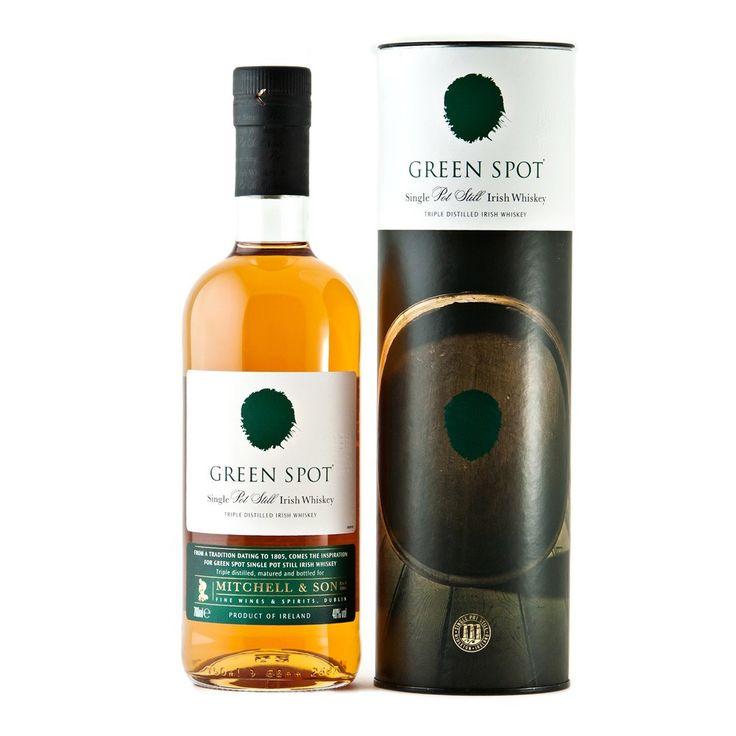 Green Spot Pot Still Irish Whiskey 70cl