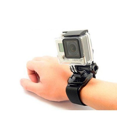 360 Degrees Rotation Tripod w/ Arm Strap Mount for Gopro Hero3 /3/2/1 * Click image to review more details. http://www.amazon.com/gp/product/B00RYTHNDC/?tag=gadgets3638-20&phi=031216182348