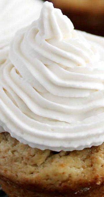 Boozy White Russian Cupcakes