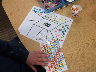 Miss Egnatuk's Developmental Kindergarten: 100th Day of School