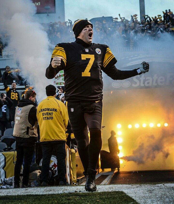 """Big Ben"" Roethlisberger"