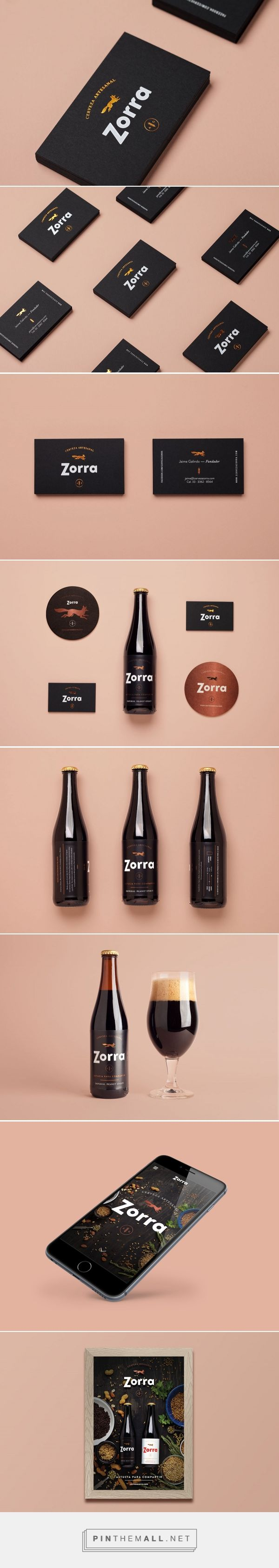 Zorra Beer Branding and Packaging by Analogo | Fivestar Branding Agency – Design and Branding Agency & Curated Inspiration Gallery