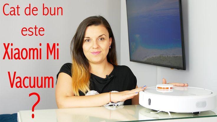 Xiaomi Mi Vacuum - cât de eficient este robotul de aspirare??? . Xiaomi Mi Vacuum este unul dintre cei mai eficienți roboți de aspirare, ce poate fi achiziționat la un preț atât de accesibil. https://www.gadget-review.ro/xiaomi-mi-vacuum/