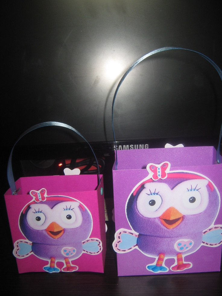 Hootabelle party bags