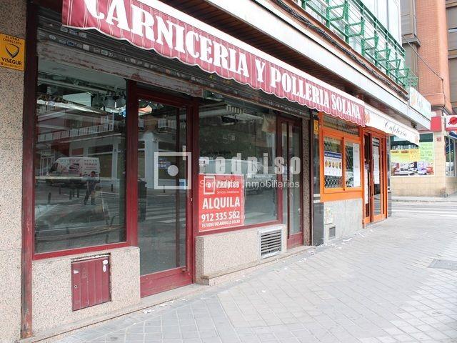 Local Comercial en alquiler en Ezequiel Solana, 99. Ciudad lineal