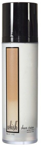 Whish TM Shave Cream with Hair Inhibitor Coconut Milk