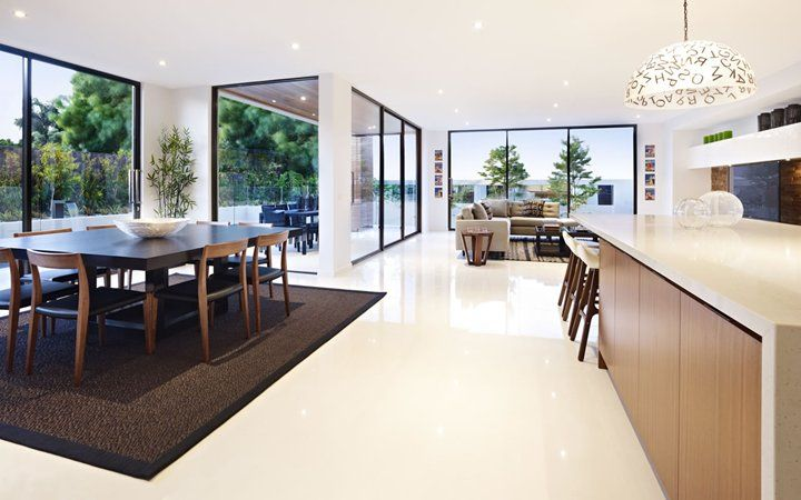 Aria Kitchen Dinning, New Home Designs - Metricon
