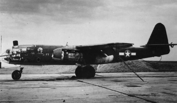 The Arado Ar 234 was the world's first operational jet-powered bomber, built by the German Arado company in the closing stages of World War II. Produced in very limited numbers, it was used almost entirely in the reconnaissance role, but in its few uses as a bomber it proved to be nearly impossible to intercept. It was the last Luftwaffe aircraft to fly over England during the war, in April 1945.