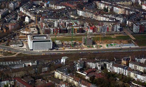 Le Quartier Central -  Düsseldorf