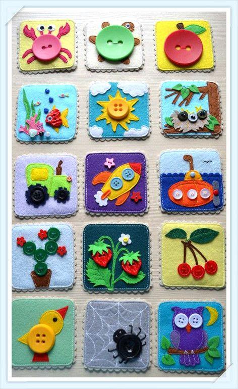 Brinquedos Educativos - Comunidade »Artesanato» - Babyblog.ru