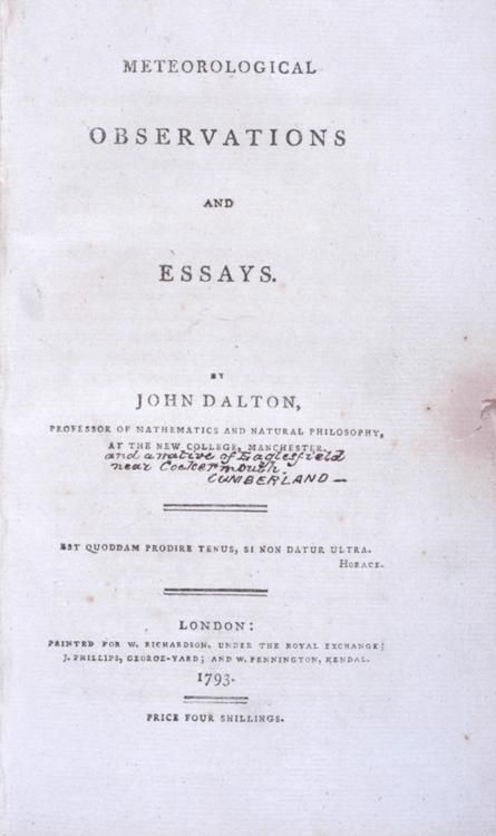 21 best John Dalton images on Pinterest John dalton, Atomic - meteorologist sample resume