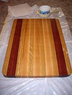 How to Make Butcher Block Cutting Boards