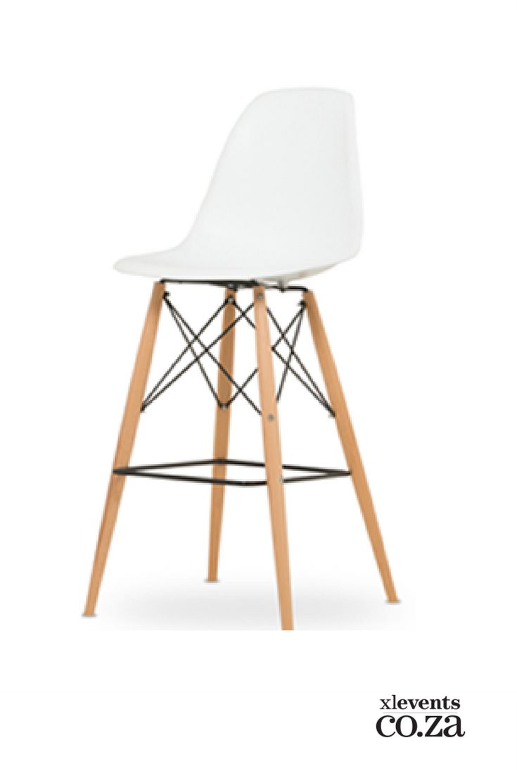 White Cocktail Nook Stool available for hire for your wedding, conference, party or event. Browse our selection of chairs and furniture in our online catelogue.