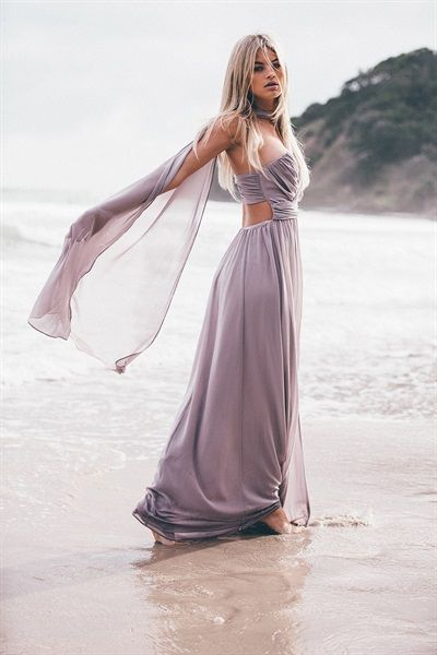 Allure maxi dress sabo skirt