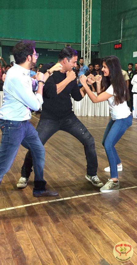 The Kudo Tournament is the world's biggest tournament initiated by Akshay Kumar. It is to empower the society on how to protect oneself with self defense.