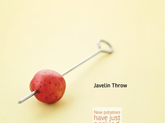 AEPTQ:  Amazing potato, Javelin Throw