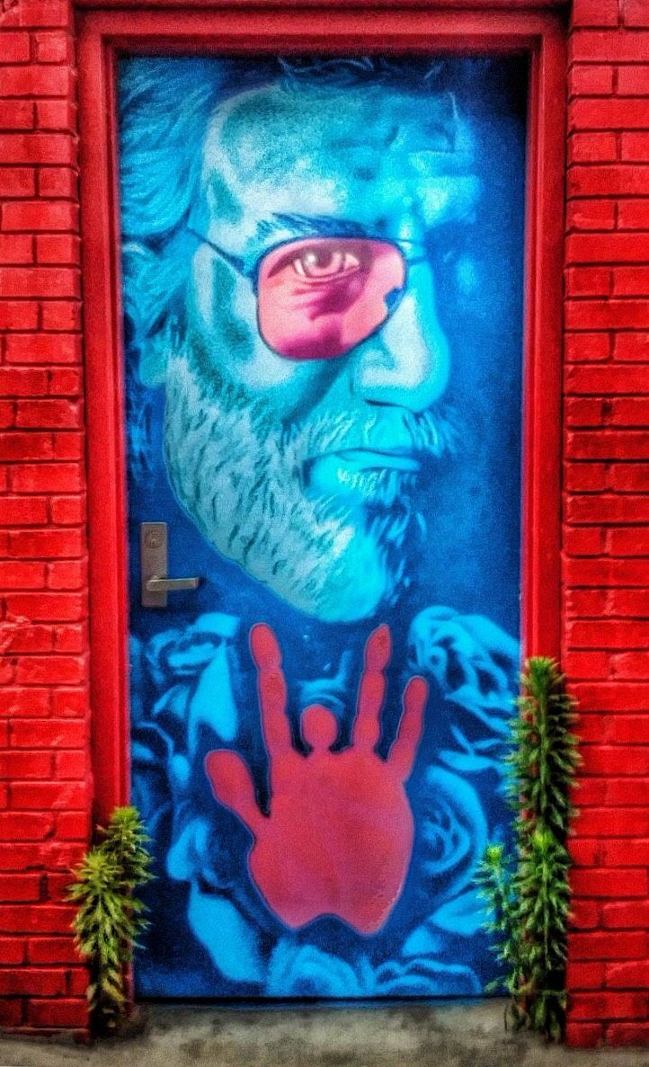 Jerry Garcia - Asheville, North Carolina