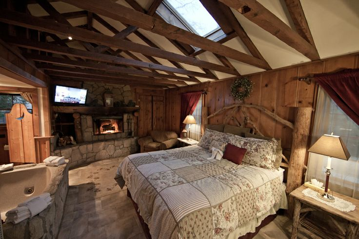 Rustic Romance Our Most Popular Romantic Cabin