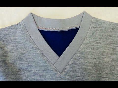 COSER BIES EN ESQUINA INVERTIDA O ENTRANTE DE 90º - Aprender a coser - YouTube