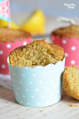 Muffins citrons et vanille