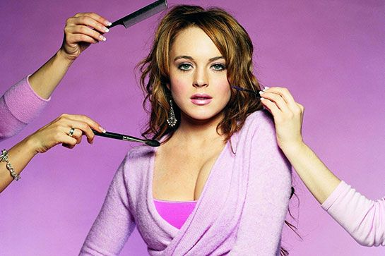 10 Reasons Why Mean Girls Is Legendary #refinery29  http://www.refinery29.com/2014/04/67142/mean-girls-10th-anniversary#slide1  A scandal-plagued star with nostalgia appeal. Remember when Lindsay Lohan was a supremely talented young actress with the whole world at her fingertips? Collectively, movie fans can't help but keep tabs on the actress' antics, and Mean Girls just happens to be the best way to remember the old Lindsay.